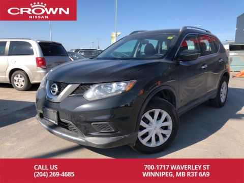 Pre-Owned 2016 Nissan Rogue S *Bluetooth/Clean CarFax*