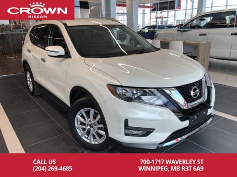 Pre-Owned 2017 Nissan Rogue SV AWD *Bluetooth/Local Trade*