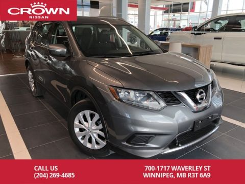 Pre-Owned 2014 Nissan Rogue S AWD *Bluetooth/Local Trade*