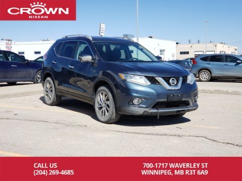 Pre-Owned 2014 Nissan Rogue SL AWD *One Owner/Lease Return*