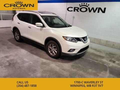 Pre-Owned 2015 Nissan Rogue SV **Panoramic Moonroof, 2 sets of tires**