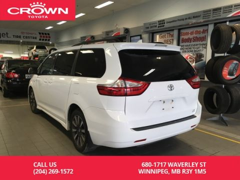 Pre-Owned 2018 Toyota Sienna LE AWD / Clean Carproof / Great Value