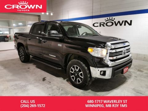 Certified Pre-Owned 2017 Toyota Tundra TRD Off Road 4WD Crewmax / Crown Original / Lease Return / Great Value
