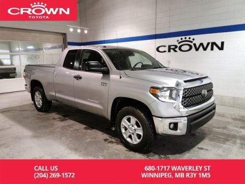 Certified Pre-Owned 2018 Toyota Tundra 4x4 Double Cab SR5 Plus 5.7L