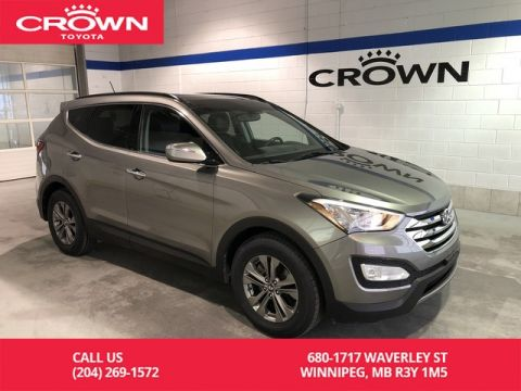 Pre-Owned 2014 Hyundai Santa Fe Sport AWD 4dr 2.4L Premium / One Owner / Local / Great Value