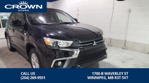 Pre-Owned 2019 Mitsubishi RVR SE **All Wheel Drive** 10 Year Warranty**
