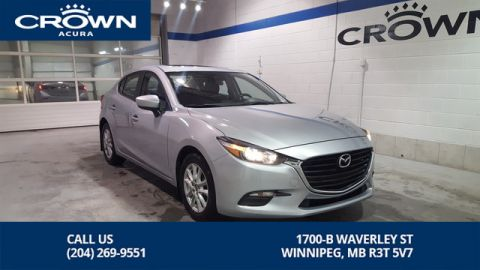 Pre-Owned 2018 Mazda3 GS Manual