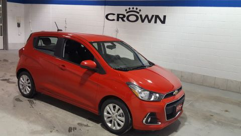 Pre-Owned 2018 Chevrolet Spark LT 1LT **Great On Gas** Bluetooth**