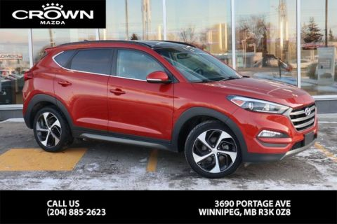 Pre-Owned 2016 Hyundai Tucson Limited **Accident Free/Local Vehicle**