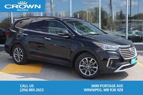 Pre-Owned 2017 Hyundai Santa Fe XL Limited **Warranty Remaining/Lease Return/Local Vehicle**