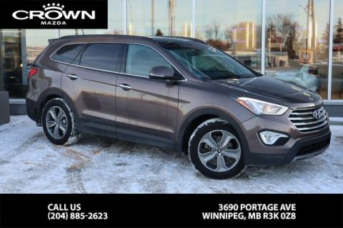 Pre-Owned 2014 Hyundai Santa Fe XL 3.3L Luxury **Accident Free/7 Passenger**