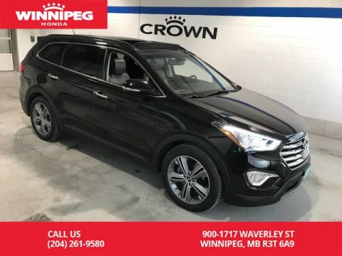 Pre-Owned 2016 Hyundai Santa Fe XL Luxury/Panoramic roof/Heated seats/3.3L V6/Bluetooth