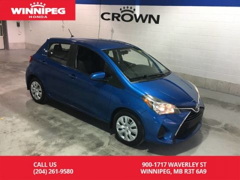 Pre-Owned 2016 Toyota Yaris Auto/LE/Economical/Great city car